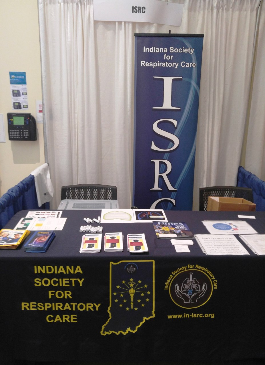 ISRC booth