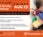 Annual Airway Workshop